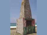 Vietnamese monument on Spratly island (C: VGO)