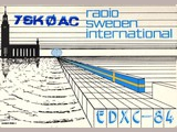 Radio Swweden International / EDXC Conference Special (1984)