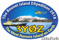 Amateur Radio from Bouvet  From LH4C to 3Y0Z