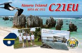 C21EU - Dxpedition Nauru April 2015