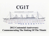 2012 Centennial Anniversary Commemorating The Sinking Of The Titanic