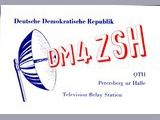 Television Relay Station, Petersburg, GDR (1963)