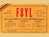France - Mme Schotte XYL of F8GB