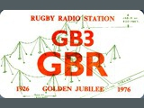 50th anniversary of the opening of Rugby Radio Station, England (1976)