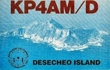 KP4AM/D - The first DXCC activation