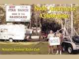 Nude Awareness Celebration, Naturist Amateur Radio Club