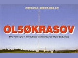 50 years of TV broadcast commence in West Bohemia, Czech Republic (2010)
