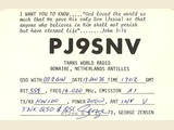 TWR Trans World Radio, Bonaire Relay, Netherl. Antilles (1976)