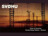 VoA Voice of America, Kavala Relay Station, Greece (1992)